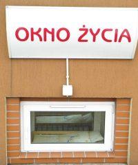 Okno życia w Częstochowie