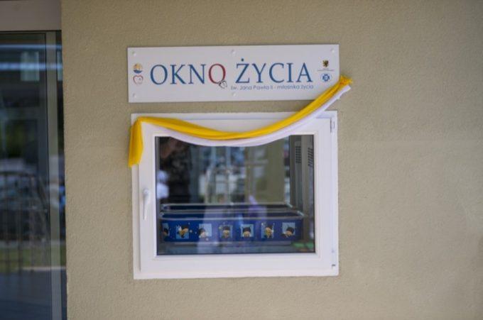 Okno życia w Słupsku