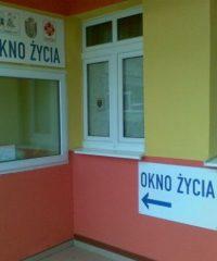 Okno życia w Poznaniu