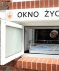 Okno życia w Sandomierzu